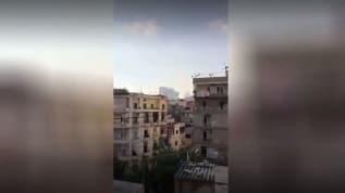 Lübnan'da büyük bir patlama meydana geldi! Çok sayıda ölü ve yaralılar var