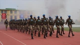 Somali ordusunun 3'te 1'ini Türkiye eğitmiş olacak
