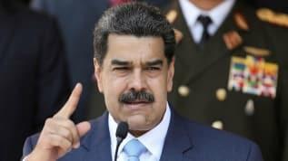 ABD'den Maduro'ya karşı yeni hamle: Hiçbir şey kararımızı değişmeyecek