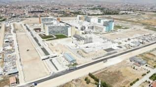 Bakan Koca müjdeyi verdi: Konya Şehir Hastanesi hasta kabulüne başladı