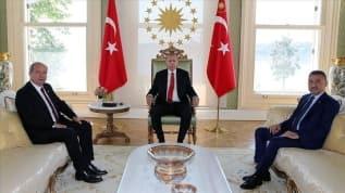 İstanbul'da önemli görüşme!