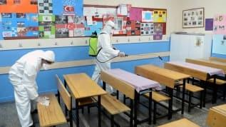 Okulların açılmasıyla ilgili Yamanel'den beklenen açıklama