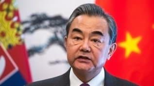 Çin Dışişleri Bakanı Wang'dan Pompeo'ya tepki