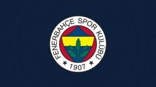 Fenerbahçe yeni transferi duyurdu!