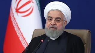 İran Cumhurbaşkanı Ruhani'den Lübnan'a taziye mesajı