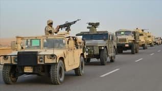 Libya Ordusu: 'Wagner' unsurlarının Cufra'dan Sirte'ye hareketini gözlemledik
