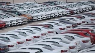 Otomotiv pazarı büyüdü