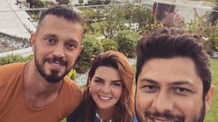 Pelin Karahan paylaştı! Murat Boz'un saçlarının hali şaşkınlık yaşattı