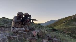 PKK'ya ağır darbe! 5'i gri kategoride aranan 105 terörist etkisiz hale getirildi