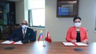 Türkiye'den Venezuela'ya sağlık alanında hibe desteği