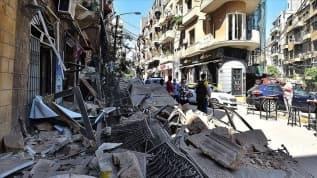 AB'den Lübnan'a 33 milyon avro destek