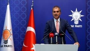 AK Parti Sözcüsü Çelik'ten flaş Lübnan açıklaması: Asla yalnız bırakmayacağız