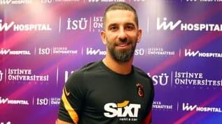 Arda Turan: Ben Galatasaraylıyım ve Galatasaray'ı seviyorum