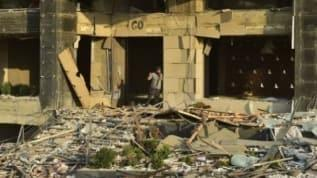 Beyrut'ta enkaz altında 27 saat sonra mucize kurtuluş