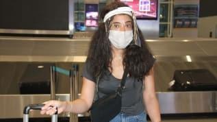 Beyrut'taki patlama sonrası ilk yolcular Türkiye'ye getirildi