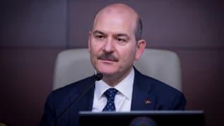 81 ilde virüs denetimi... İçişleri Bakanı Soylu'dan açıklama