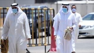 Suudi Arabistan'da 35 kişi KOVID-19 nedeniyle öldü