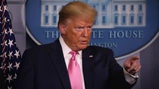Yarı otomatik silahla Trump'ın malikanesini bastılar! Gözaltına alındılar