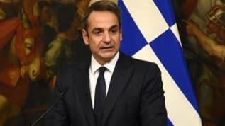 Yunanistan Başbakanı Miçotakis Mısır ile yaptıkları anlaşmanın 'meşru' olduğunu savundu