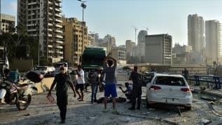 Beyrut Limanı çalışanlarından 16'sı gözaltına alındı