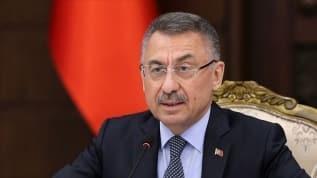 Cumhurbaşkanı Yardımcısı Oktay'dan Hazine ve Maliye Bakanı Albayrak'a destek