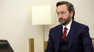 Fahrettin Altun'dan Türkiye'ye algı operasyonu çekmeye çalışanlara sert sözler: Türkiye'ye diz çöktüremezsiniz