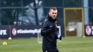 Gaziantep FK'de ikinci yarının yıldızı