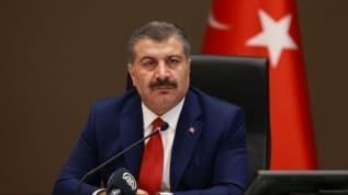 Sağlık Bakanı Koca: Türkiye'de iyileşenlerin sayısı 221 bin 574'e yükseldi