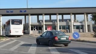 Yunanistan Kipi Sınır Kapısı'nı 8 saat süreyle kapatacak