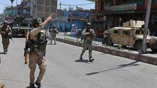 Afganistan'da bombalı saldırı: 1 kişi öldü