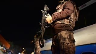 Dini istismar eden terör örgütlerine 2020 yılında 667 operasyon