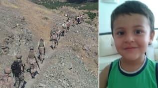 Diyarbakır'ın Dicle ilçesinde 9 gündür kayıp olan 4 yaşındaki Miraç her yerde aranıyor