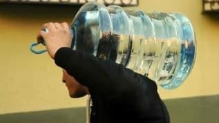 Eskişehir'de akılalmaz olay: Sipariş verdiği su 14 yıllık çıktı