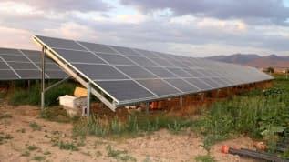 Güneş enerjisi sistemiyle ayda 14 bin TL tasarruf etti