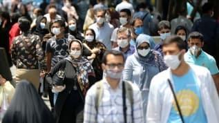 İran'da bir günde 132 kişi daha hayatını kaybetti