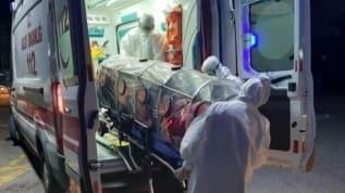 Kocaeli'de koronavirüs teşhisi konulan yaşlı vatandaş, yakınları tarafından hastanede terk edildi