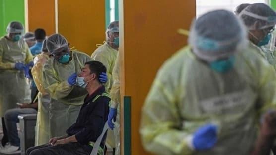 Koronavirüsü dünyanın başına bela eden Çin'de yeni bir veba: Hıyarcıklı