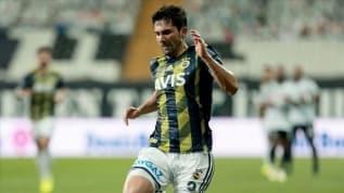 Milli futbolcu Hasan Ali Kaldırım Fenerbahçe'ye veda etti