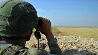 MSB: Fırat Kalkanı bölgesinde 2 PKK/YPG'li terörist gözaltına alındı