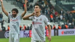 Beşiktaş'ta Necip Uysal sözleşme yeniledi! İşte sözleşmenin detayları