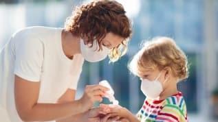 Çocuklarda koronavirüs korkusuna dikkat