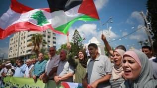 Gazze'den Lübnan'a destek: Filistin ve Lübnan'ın yaraları bir, kaderi bir
