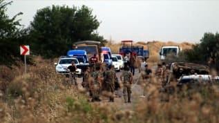 Iğdır'da askeri araç devrildi!