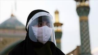 İran'da Kovid-19 tedbirlerine uymayanlara ceza