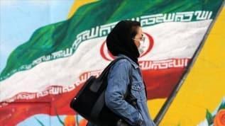 İran'da son 24 saatte 163 kişi hayatını kaybetti