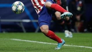 İspanyol ekip Atletico Madrid'de iki kişinin korona testi pozitif çıktı