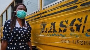 Nijerya'da tespit edilen Kovid-19 vaka sayısı 46 bini aştı