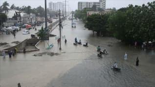 Pakistan'da sel felaketi: 57 ölü