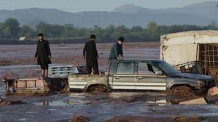 Sudan'ı yağış ve fırtına vurmuştu... Can kaybı 20'ye yükseldi