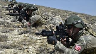 Türkiye ve Azerbaycan özel kuvvetleri sahada!